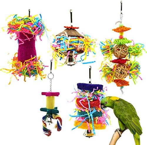 اسباب بازی های مناسب پرندگان