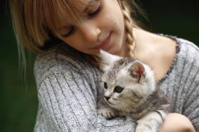 نگهداری حیوانات خانگی در دوران بارداری